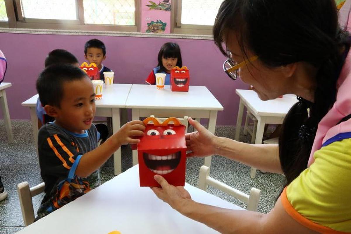 教導孩子懂得關懷及感恩3