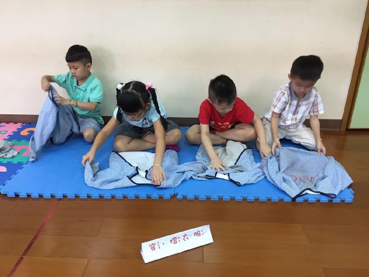 落實教育孩子生活常規2
